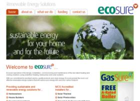 ecosure-scotland.co.uk