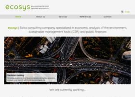 ecosys.com