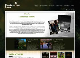 ecotourismlaos.com