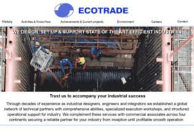 ecotrade.com