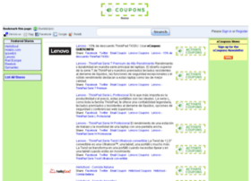 ecoupons.com.mx