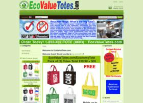 ecovaluetotes.com