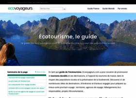 ecovoyageurs.com