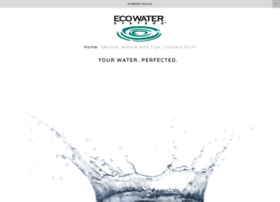 ecowater-service.co.uk