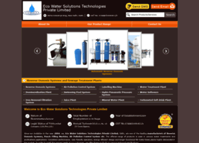 ecowatersolution.com