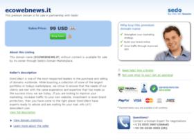 ecowebnews.it
