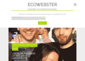 ecowebster.com