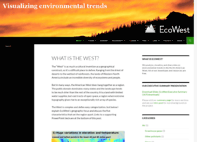 ecowest.org