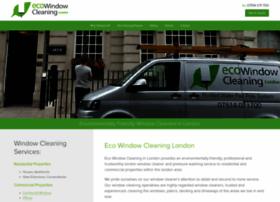 ecowindowcleaninglondon.co.uk