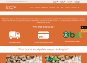 ecowoodpellets.co.uk