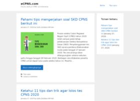 ecpns.com
