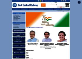 ecr.indianrailways.gov.in