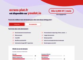 ecrans-plat.fr