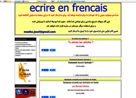 ecrire-en-francais.cd.st
