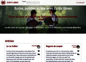 ecrirepublierunlivre.fr