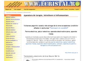 ecristal.ro