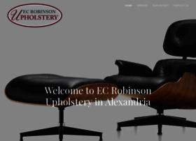 ecrobinsonupholstery.com