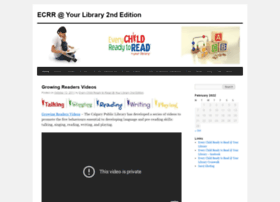 ecrr2.wordpress.com