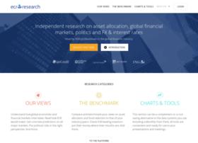 ecrresearch.com