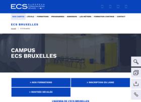 ecs-bruxelles.com