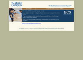 ecs.themarlincompany.com