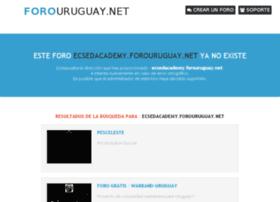 ecsedacademy.forouruguay.net