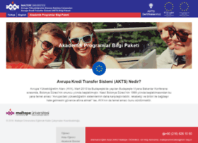 ects.maltepe.edu.tr