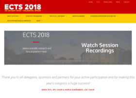 ects2018.org