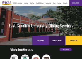 ecu.campusdish.com