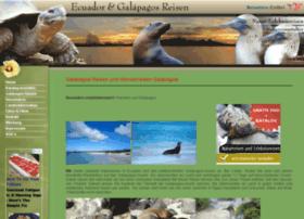 ecuador-galapagos.de