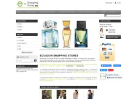 ecuador-shopping-stores.com