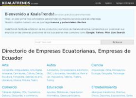 ecuador.koalatrends.com