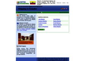 ecuador.shipping-international.com