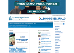 ecuadorlegalonline.com