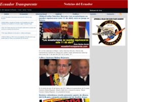 ecuadortransparente.com