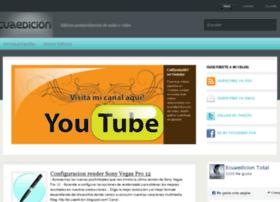ecuaedicion.blogspot.com