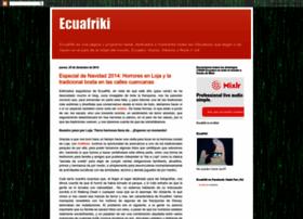 ecuafriki.blogspot.com