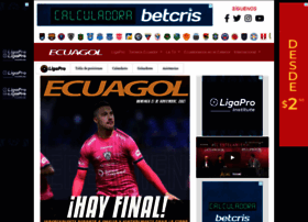 ecuagol.com