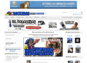 ecuarockeros.com