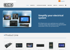 ecxelectronics.com