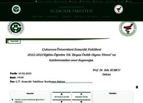eczacilik.cu.edu.tr