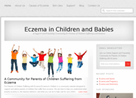 eczemainchildren.co.uk