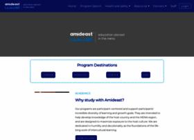 edabroad.amideast.org