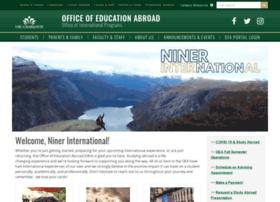 edabroad.uncc.edu