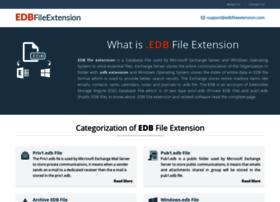 edbfileextension.com