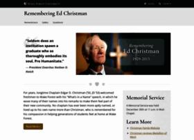 edchristman.wfu.edu