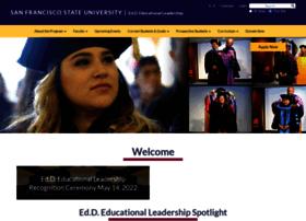 edd.sfsu.edu
