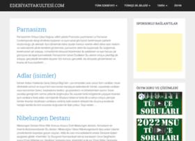 edebiyatfakultesi.com