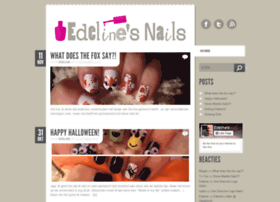 edelinesnails.com