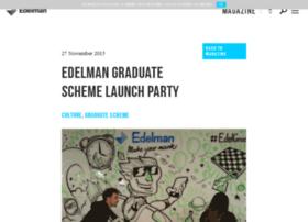 edelmanapprenticescheme.com
